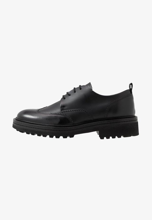 IMPACT - Zapatos de vestir - black
