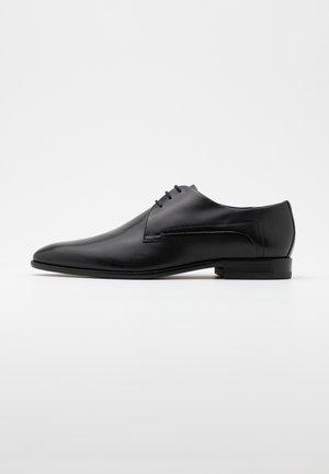 APPEAL - Elegantní šněrovací boty - black