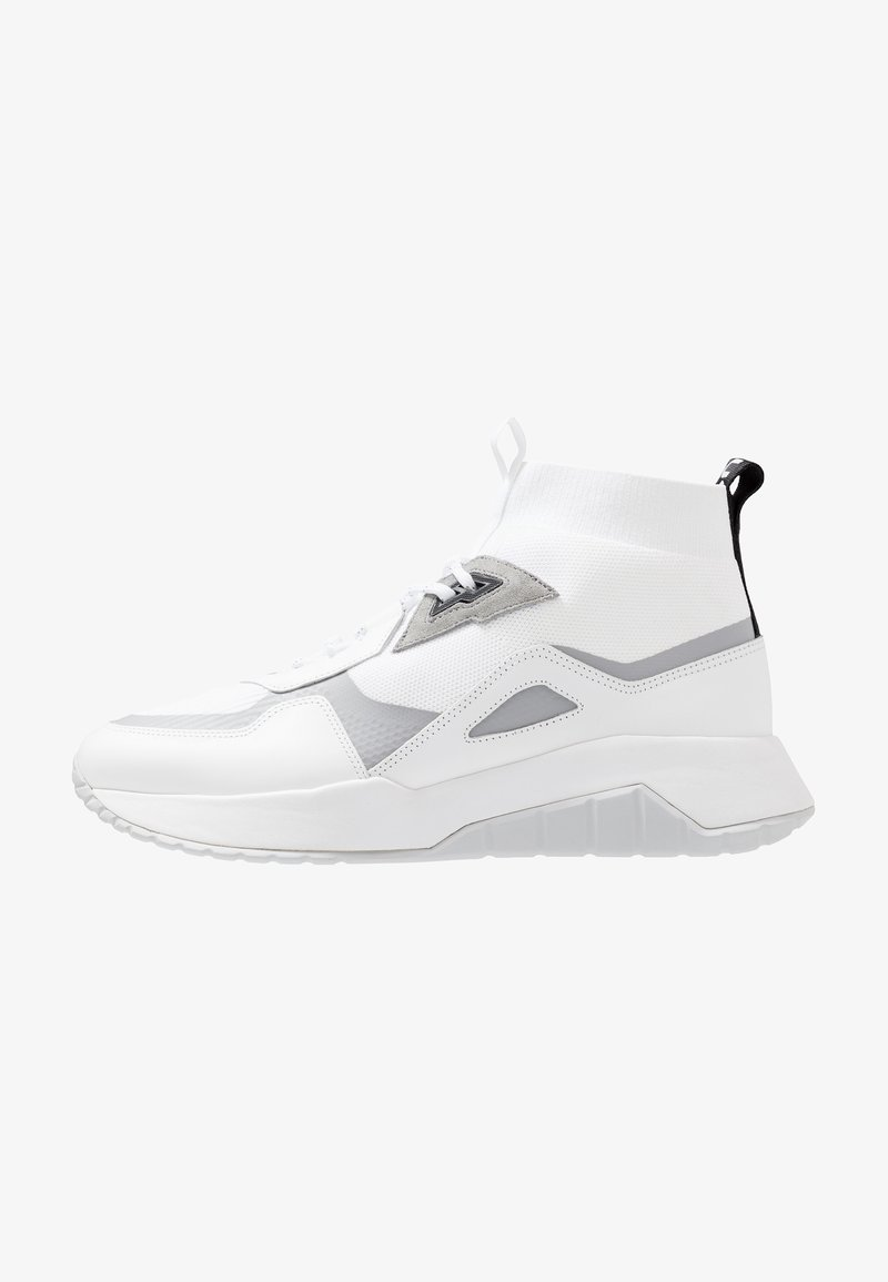 HUGO - ATOM - Sneaker high - white