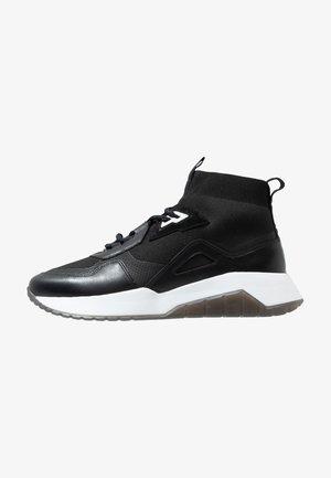 ATOM - High-top trainers - black