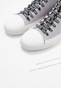 HUGO - HITO - Zapatillas altas - medium grey - 5