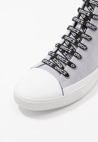 HUGO - HITO - Zapatillas altas - medium grey - 6