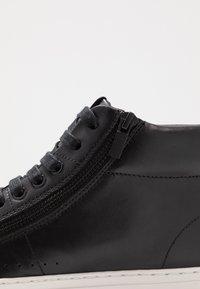 HUGO - FUTURISM HITO - Zapatillas altas - black - 5