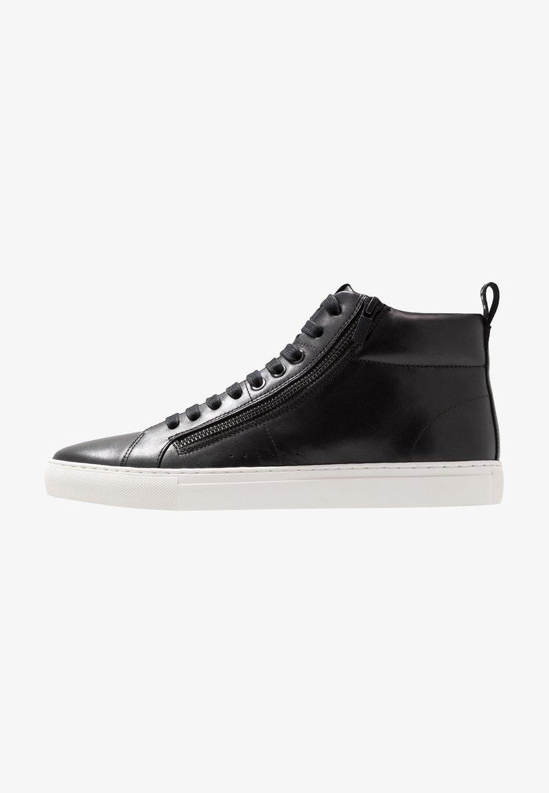HUGO - FUTURISM HITO - Zapatillas altas - black