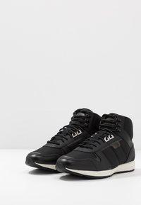 HUGO - HYBRID - High-top trainers - black - 2