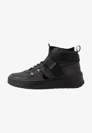 MADISON - Sneakers alte - black