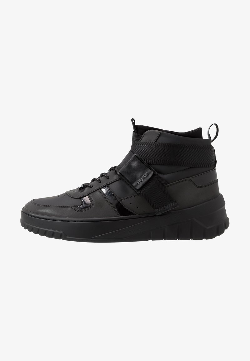 HUGO - MADISON - Baskets montantes - black