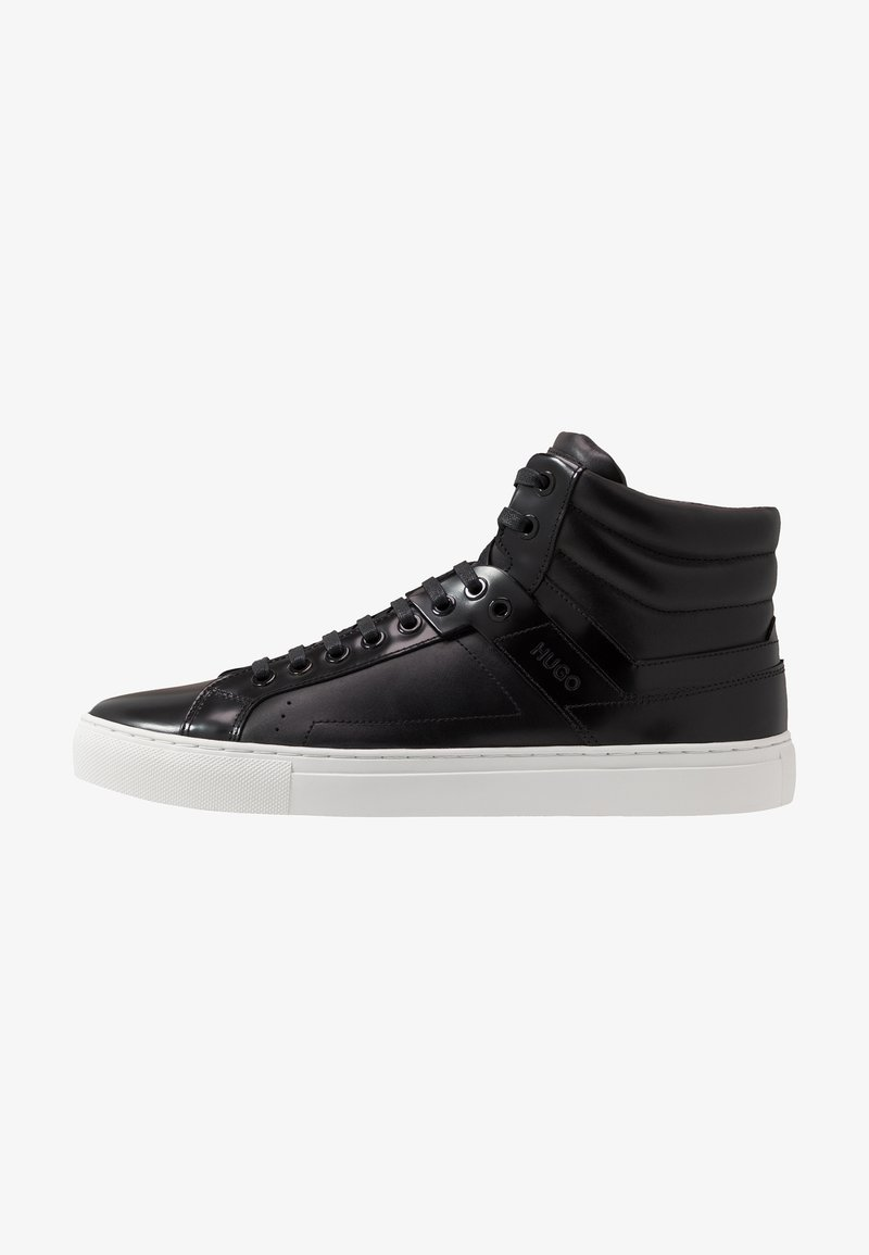 HUGO - FUTURISM - Sneaker high - black