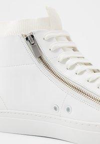 HUGO - FUTURISM - Sneaker high - white - 5