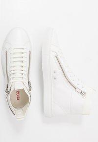 HUGO - FUTURISM - Sneaker high - white - 1