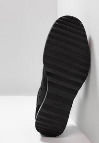 HUGO - Baskets basses - black - 4