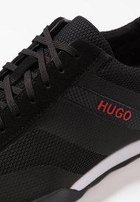 HUGO - Baskets basses - black - 5