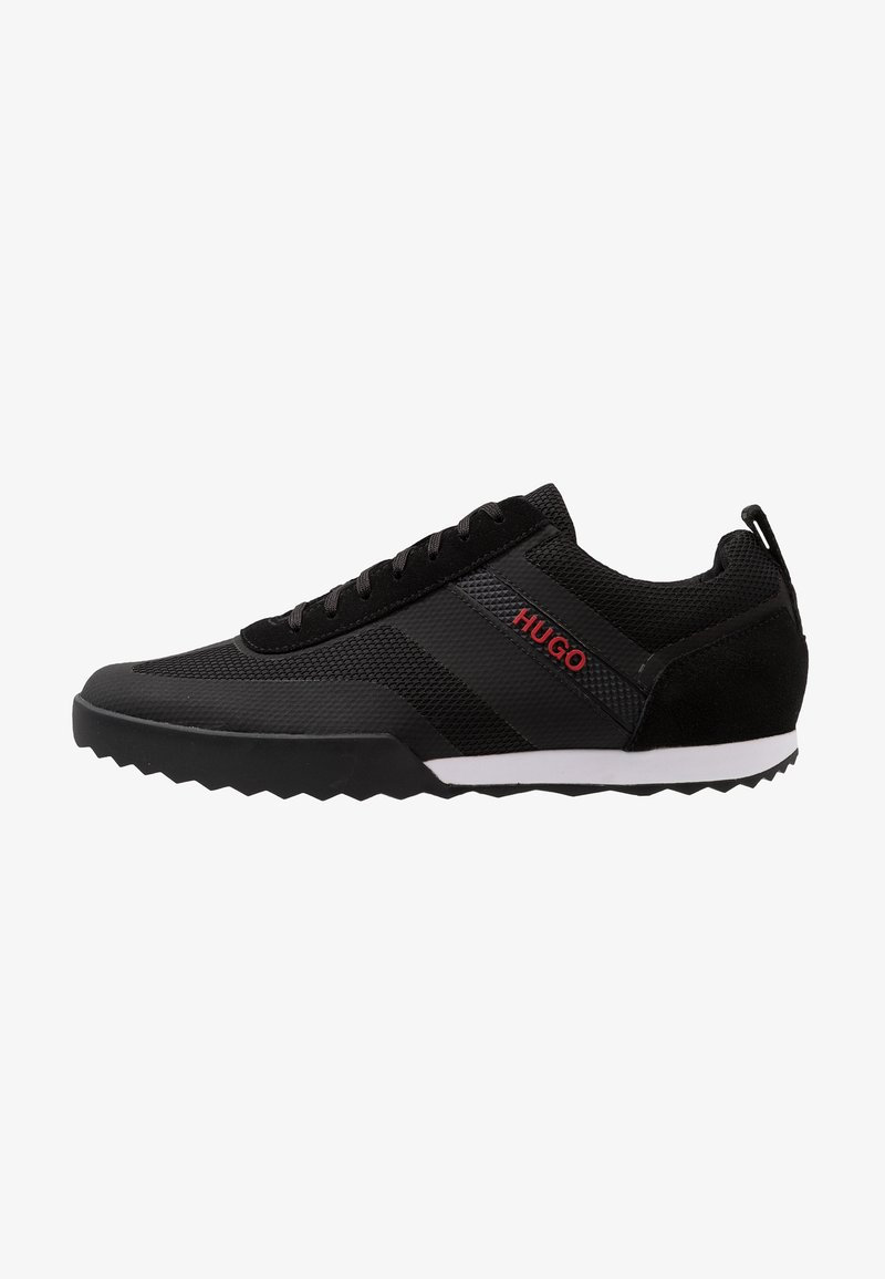 HUGO - Zapatillas - black