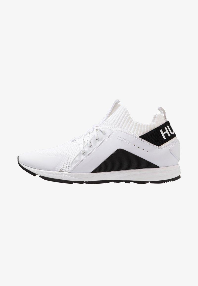 HUGO - HYBRID - Sneakers basse - white