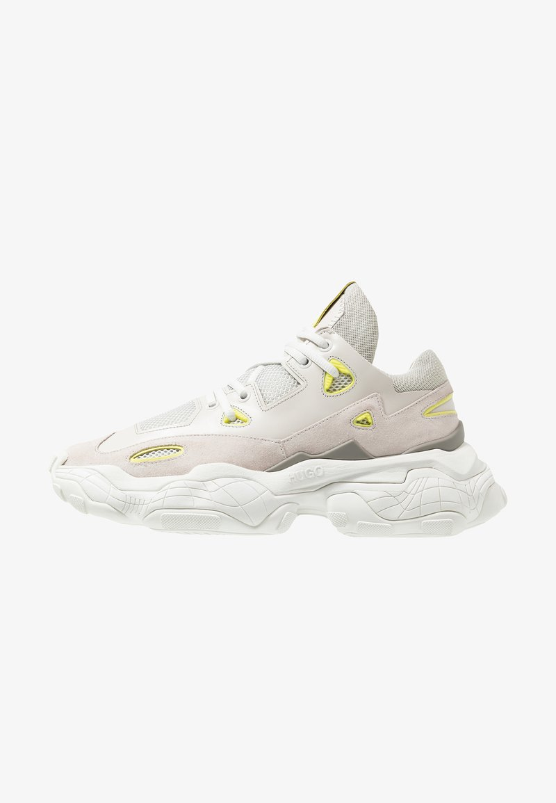 HUGO - ATOMIC RUNN - Sneakers basse - light/pastel grey
