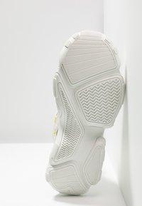 HUGO - ATOMIC RUNN - Sneakers basse - light/pastel grey - 4