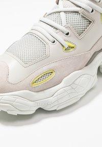 HUGO - ATOMIC RUNN - Sneakers basse - light/pastel grey - 5