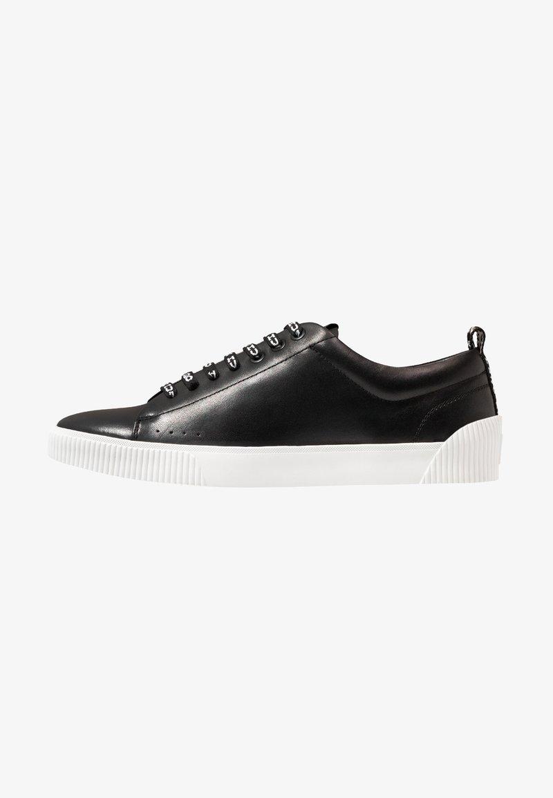 HUGO - Sneakersy niskie - black