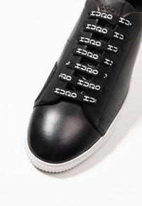 HUGO - Sneakers laag - black - 6