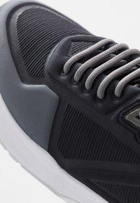 HUGO - ATOM - Sneakers basse - black - 5