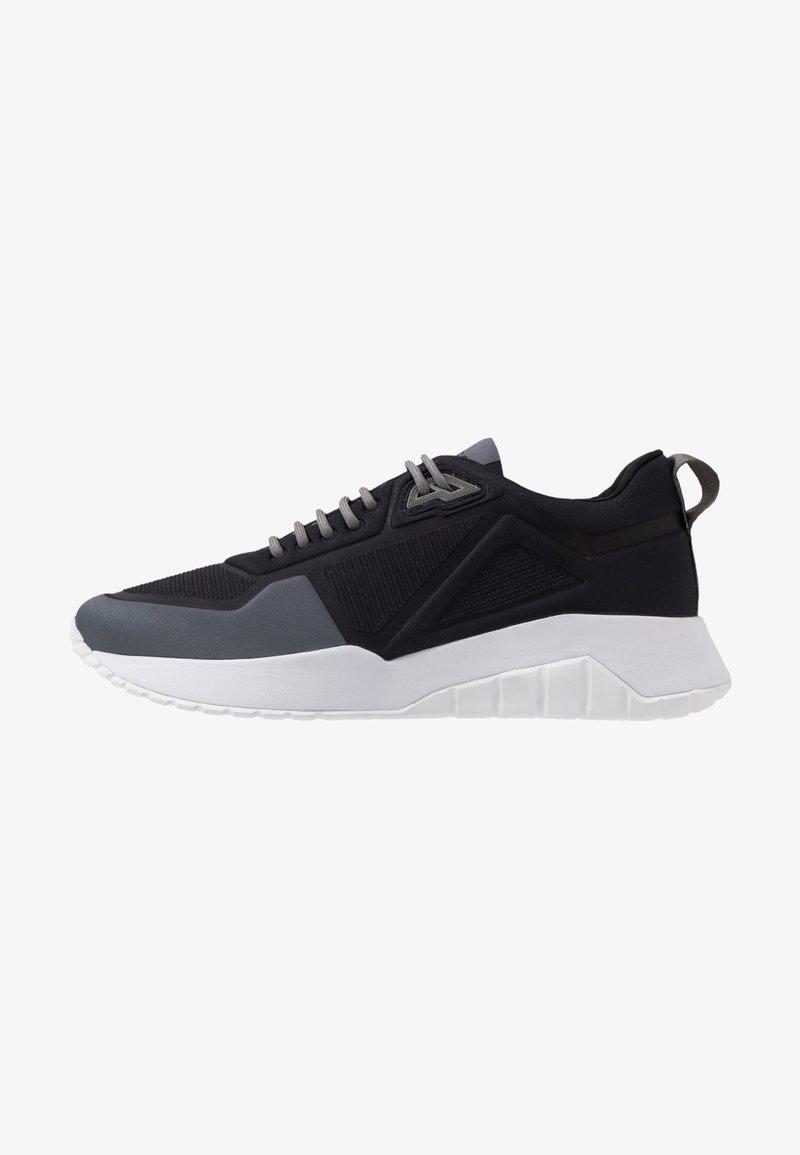 HUGO - ATOM - Sneakers basse - black