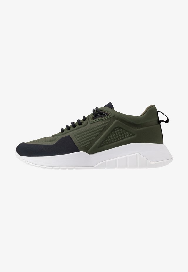 ATOM - Sneaker low - dark green