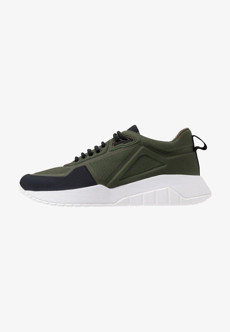 HUGO - ATOM - Zapatillas - dark green