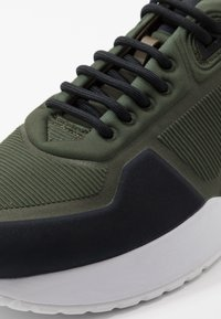 HUGO - ATOM - Zapatillas - dark green - 5
