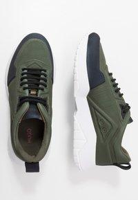HUGO - ATOM - Zapatillas - dark green - 1