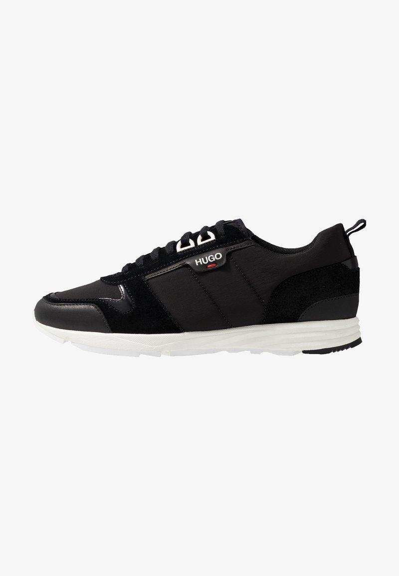 HUGO - HYBRID RUNN - Sneakers - black