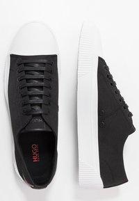 HUGO - TENN  - Sneakersy niskie - black - 1