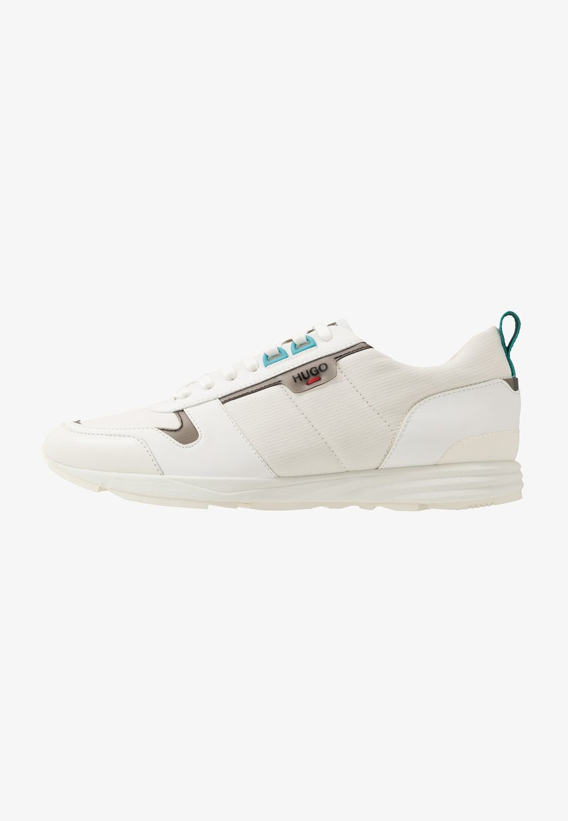 HUGO - HYBRID RUNN - Sneakers - open white