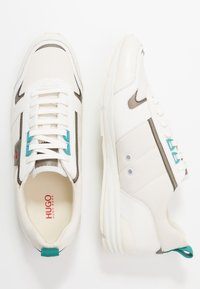 HUGO - HYBRID RUNN - Sneakers - open white - 1