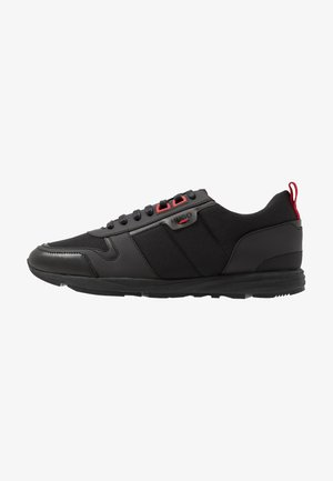 HYBRID RUNN - Sneaker low - black