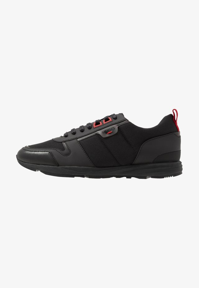 HYBRID RUNN - Zapatillas - black