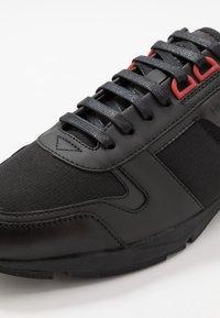 HUGO - HYBRID RUNN - Sneakers - black - 5