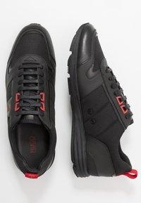 HUGO - HYBRID RUNN - Sneakers - black - 1