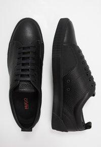 HUGO - Baskets basses - black - 1