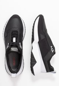HUGO - ATOM RUNN - Sneakers basse - black - 1