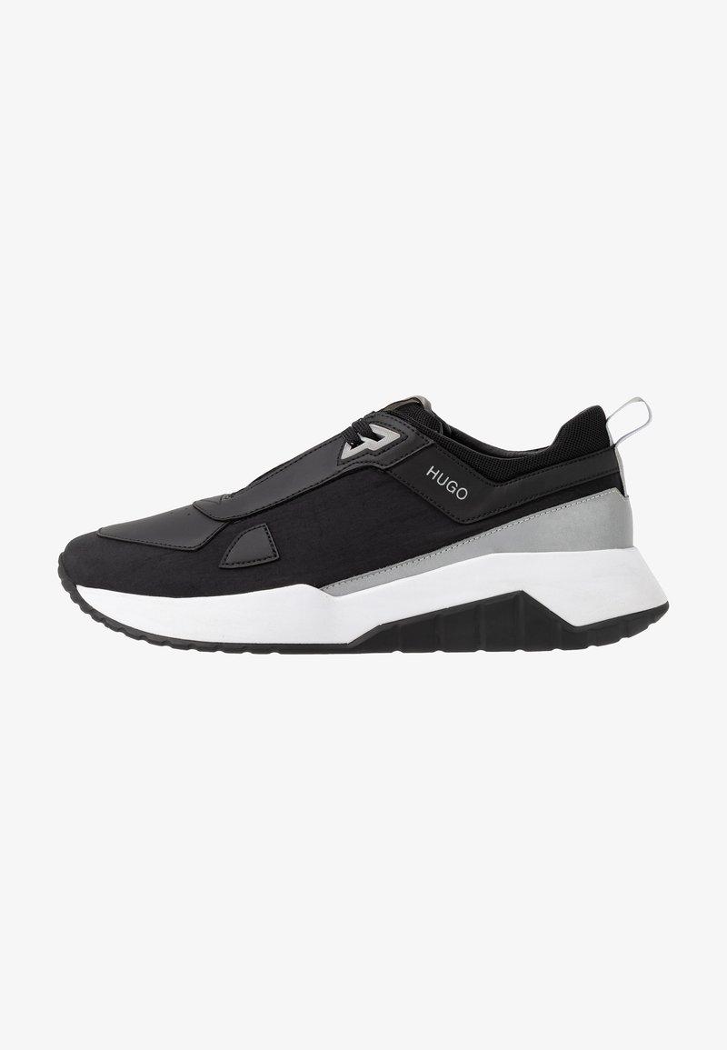 HUGO - ATOM RUNN - Sneakers basse - black