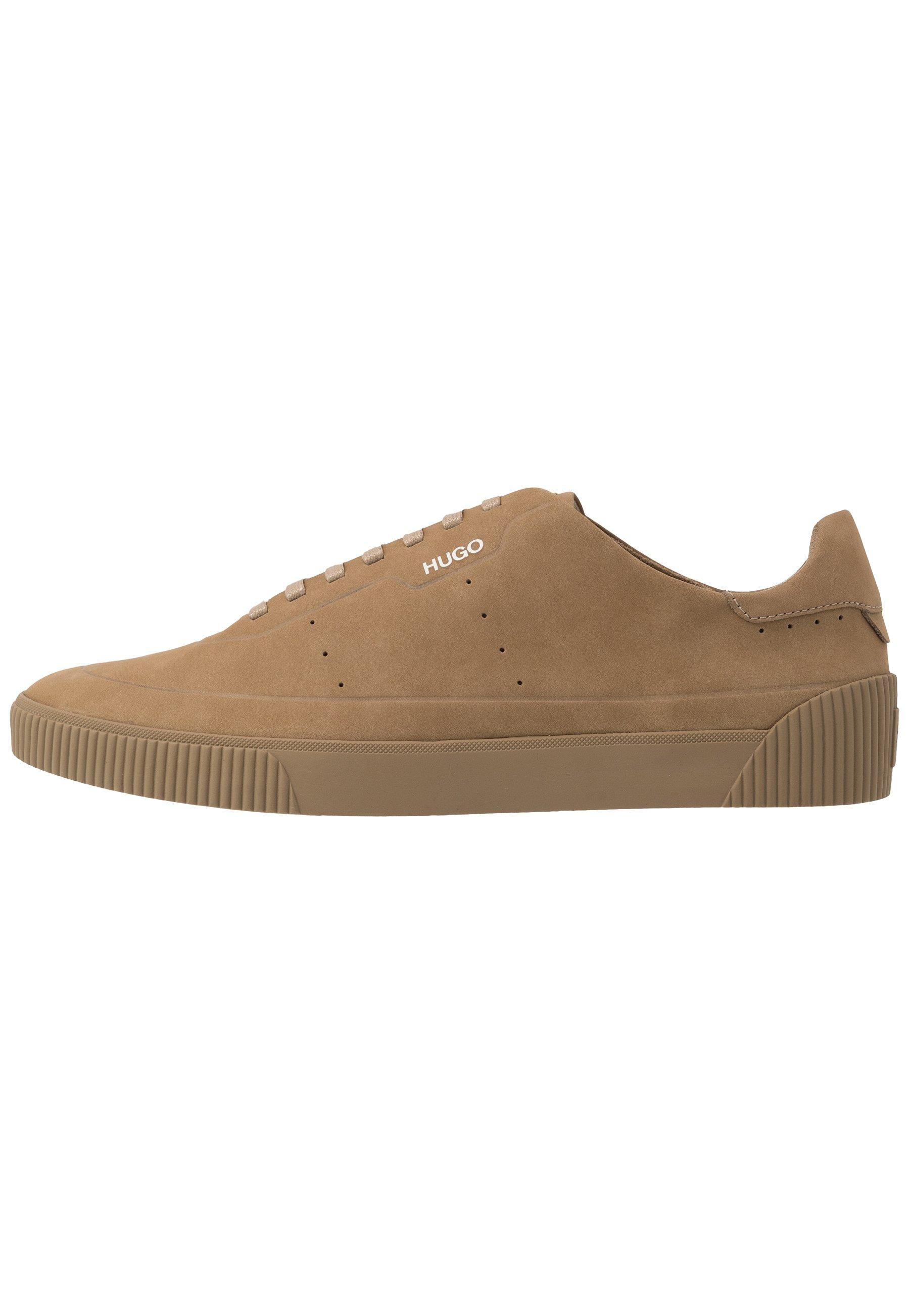 Hugo Sneaker Low - Medium Beige Black Friday