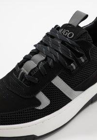 HUGO - MADISON - Sneakers basse - black - 5