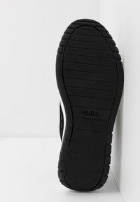 HUGO - MADISON - Sneakers basse - black - 4
