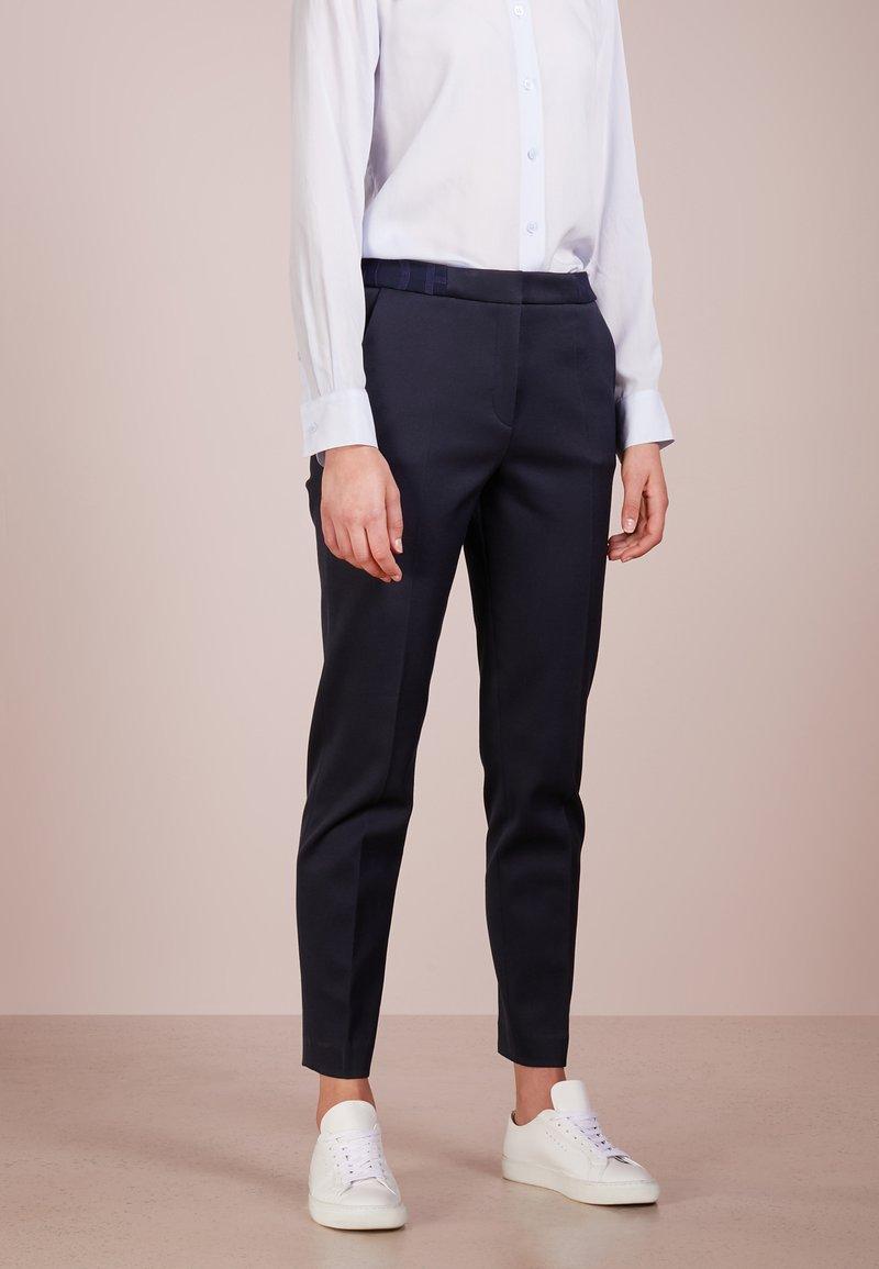 HUGO - HEFENA - Pantalones - open blue