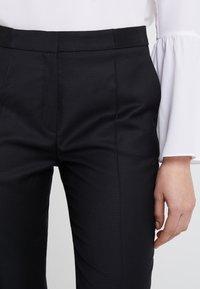 HUGO - HEFENA - Oblekové kalhoty - black - 4