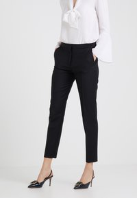 HUGO - HEFENA - Suit trousers - black - 0