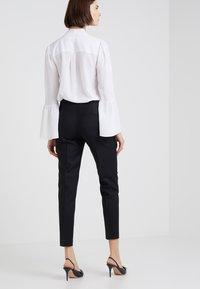 HUGO - HEFENA - Oblekové kalhoty - black - 2