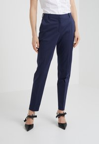HUGO - HERILA - Trousers - open blue - 0