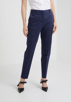 HERILA - Trousers - open blue