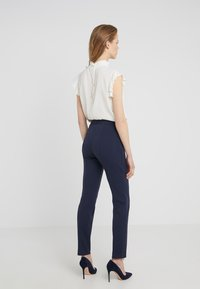 HUGO - HINELA - Trousers - open blue - 2